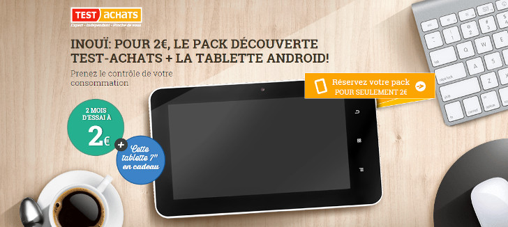 Test achats - Office tablette android gratuit ...