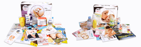 Des coffrets cadeaux gratuits pour tous les bébés
