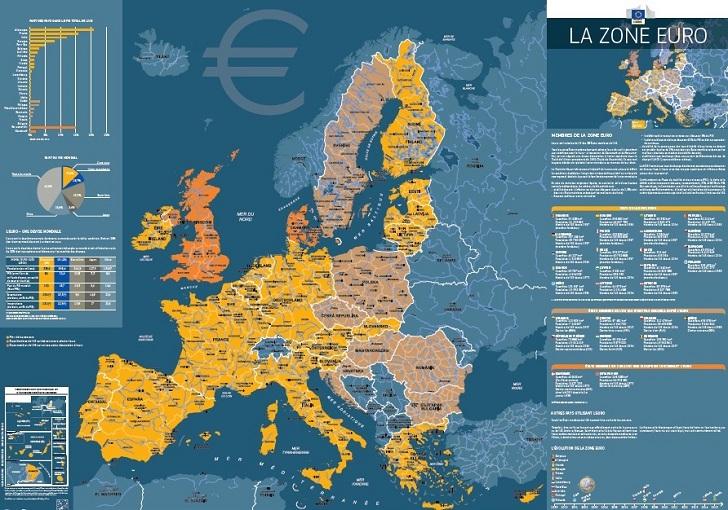 Carte Europe Gratuite.Une Carte De L Europe Gratuite Gratuit Be