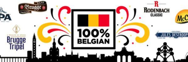 Des bons de réduction pour des produits 100% belges