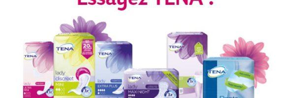 Échantillon gratuit TENA Lady