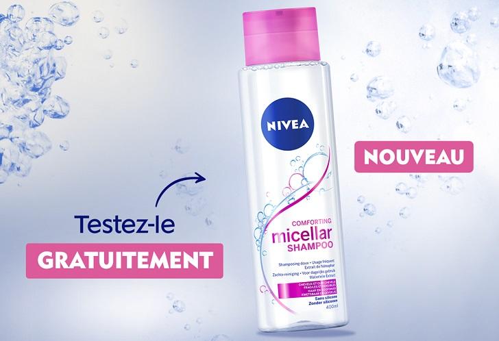 Nivea shampoing