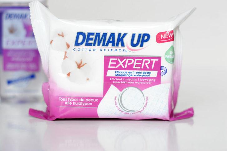 Demak'Up lingettes démaquillantes 100% remboursées