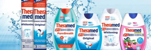 Dentifrice Theramed 100% remboursé
