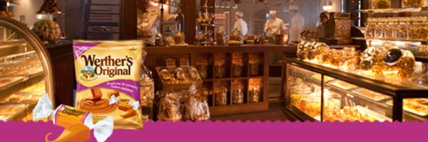 Caramels Werther's Original 100% remboursés