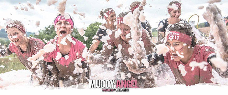 muddy angel