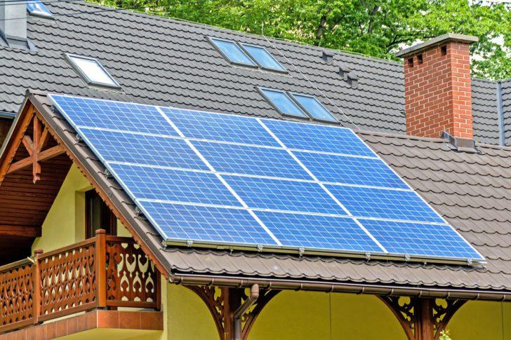 20 ans d'électricité gratuite grâce aux panneaux solaires
