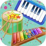 Instruments de musique pour les enfants