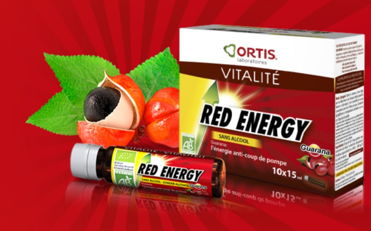 ortis red energy