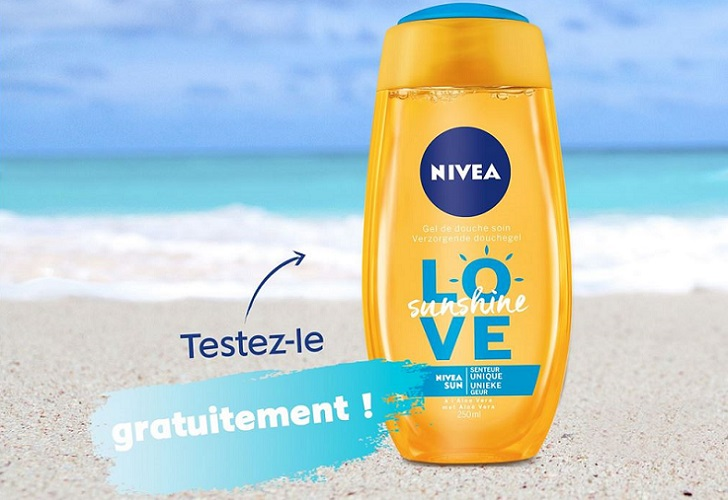love sunshine nivea
