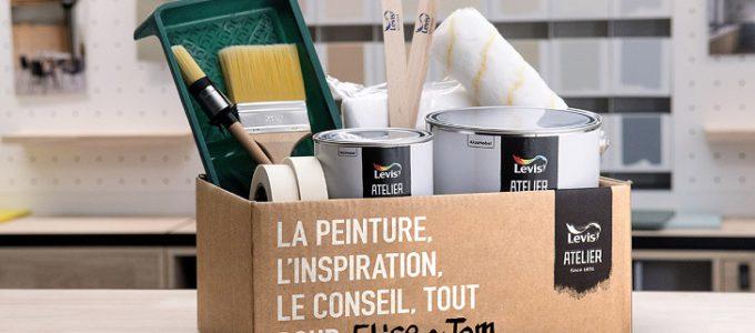 Peintures Levis : conseils personnalisés gratuits