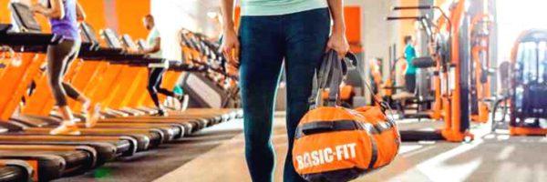 Basic Fit : fitness gratuit et sac offert