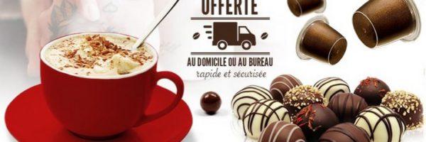 Recevez un coffret café pour seulement 1€