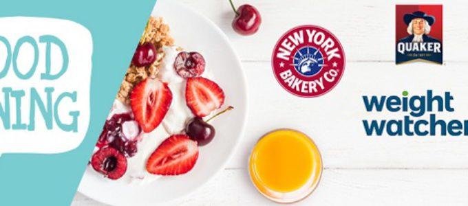 Bons de réduction pour votre petit-déjeuner