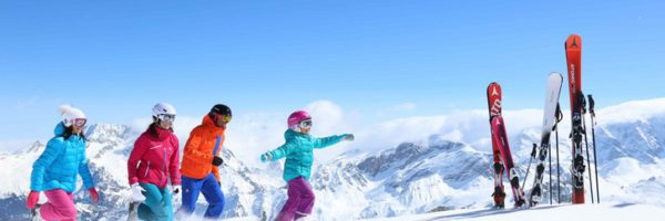 Location de skis à moitié prix sur Skiset