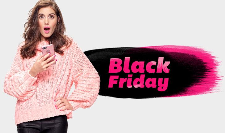 Black Friday : réductions imbattables sur Showroomprivé
