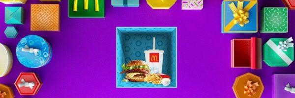 Un mois de cadeaux chez McDonald's