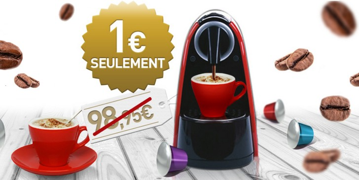 Machine Nespresso