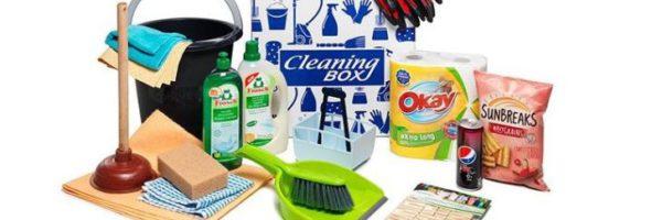 Offre CLEANINGBOX de Hubo