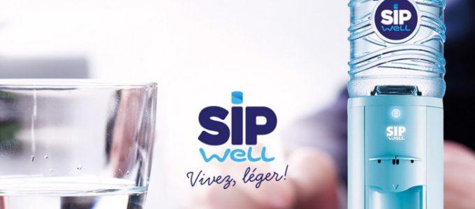Fontaine à eau Sipwell gratuite pendant 2 semaines