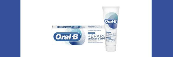 Dentifrice Oral-B 100% remboursé