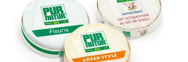 Fromage bio Pur Natur 100% remboursé