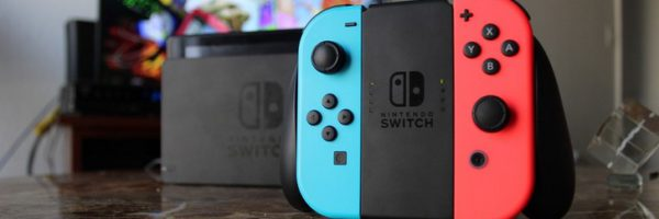 Gagnez une console Nintendo Switch