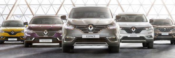 Jusqu'à 9000€ d'avantages sur votre nouvelle Renault