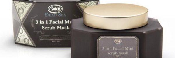Testez gratuitement le masque Sabon 3 en 1