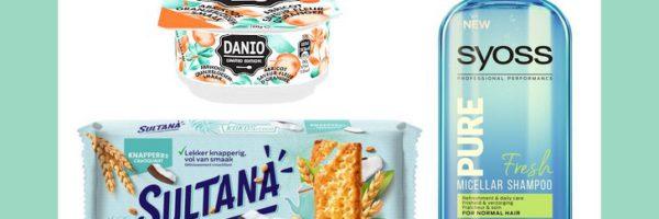 Produits Danio, Sultana et Syoss 100% remboursés