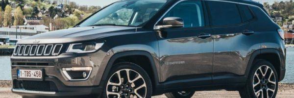 Testez gratuitement un nouveau modèle Jeep