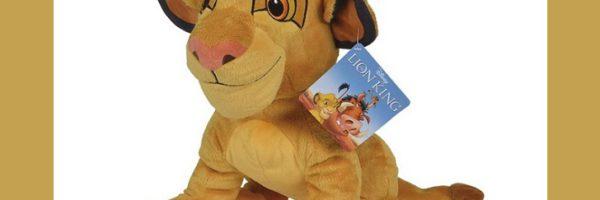 Concours : gagnez une peluche Simba
