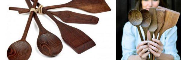 Cadeau de bienvenue Gael : 5 ustensiles en bois gratuits