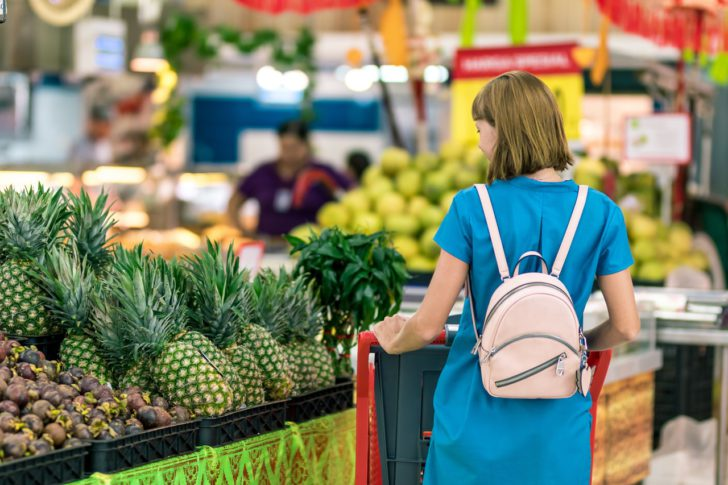 courses Carrefour remboursées