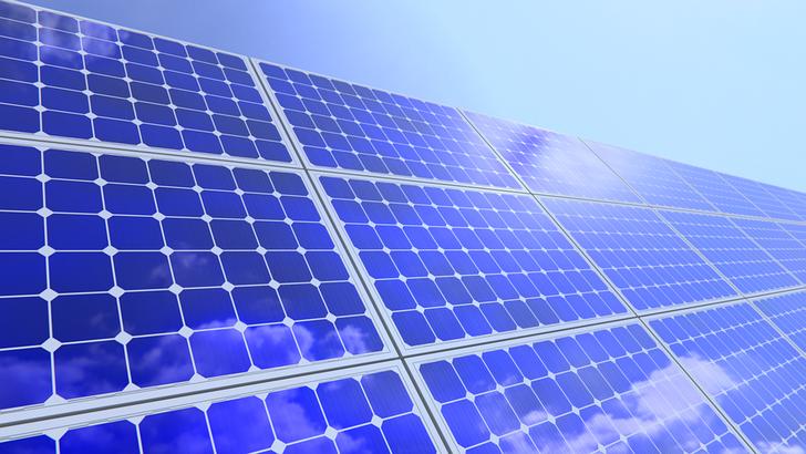 panneaux solaires 1