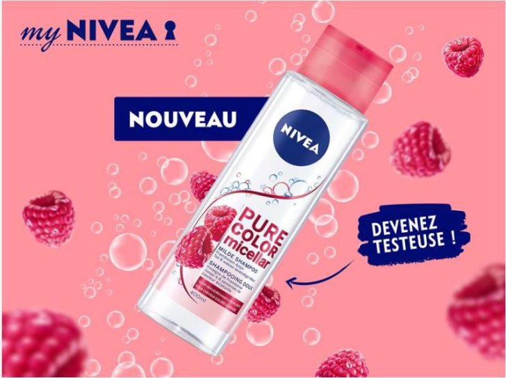 shampooing Nivea