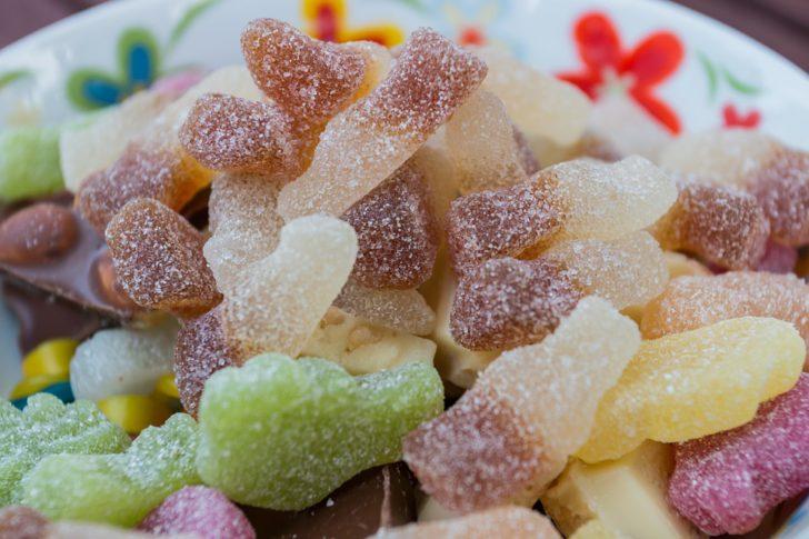Sachet de bonbons Haribo 100% remboursé