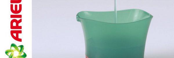 Doseur de lessive Ariel gratuit