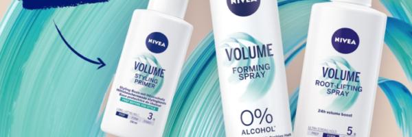 Testez gratuitement la gamme Styling Volume de Nivea