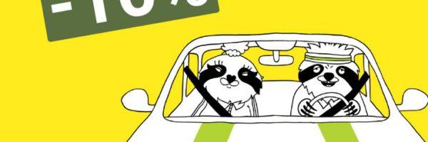 Offre salon de l'auto : -10% sur l'assurance Yuzzu