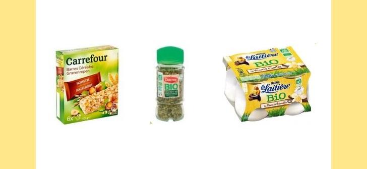 Carrefour 100% remboursés