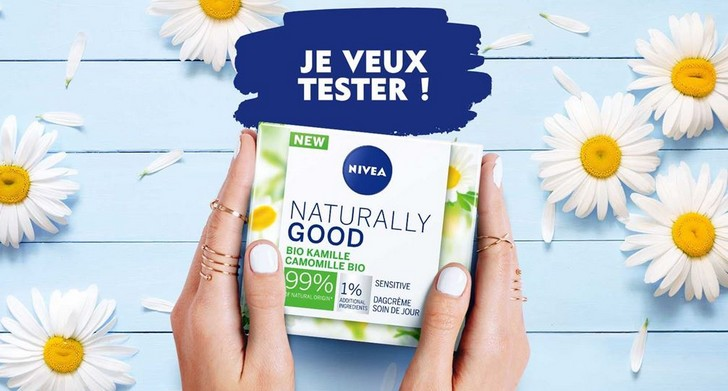 Naturally Good de Nivea