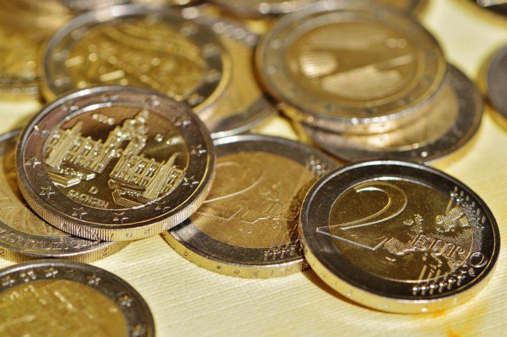 5×2€ en pièces de collection rares pour seulement 10€