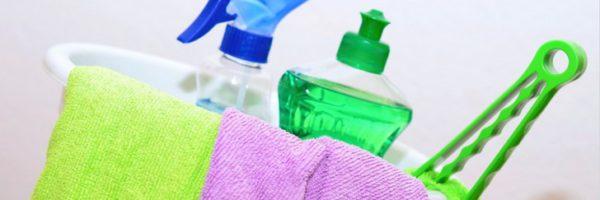 Faites vos stocks : produits ménagers à partir de 1€