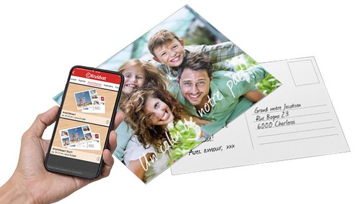 Envoyez gratuitement une carte postale Kruidvat | Gratuit.be