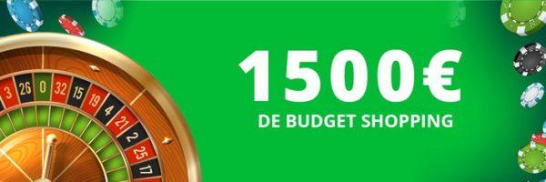1500€ de shopping à gagner chez Unigro