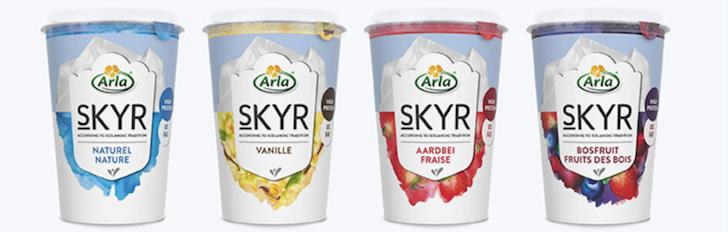 yaourt skyr