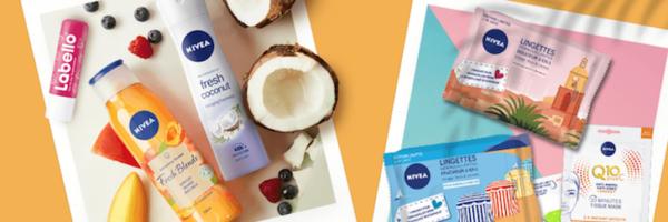 Testez gratuitement un coffret de produits Nivea