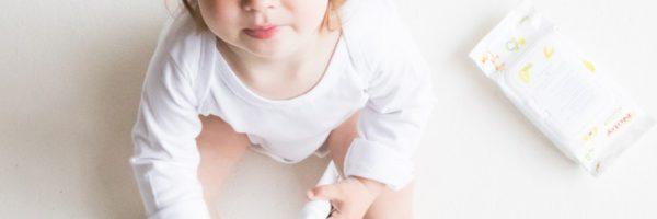 Lingettes antibactériennes Nûby 100% remboursées