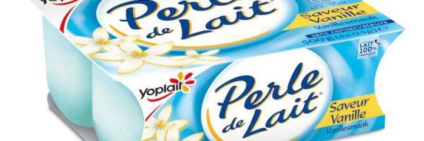 Yaourt Yoplait Perle de Lait Vanille 100% remboursé